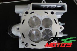headwork porting flowen kop bewerken big valve racing head valve job tuning