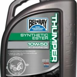 Bel Ray Thumper Works 10W-50 4 Liter