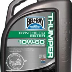 Bel Ray Thumper Works 10W-60 4 Liter