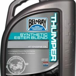 Bel Ray Thumper Racing 10W-40 4 Liter