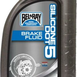 Bel Ray Brake Fluid, DOT 5 Silicone 355 Ml