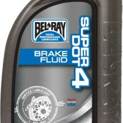 Bel Ray Brake Fluid, Super DOT 4 355 Ml