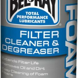 Bel Ray Foam Filter Cleaner & Degreaser 400 Ml