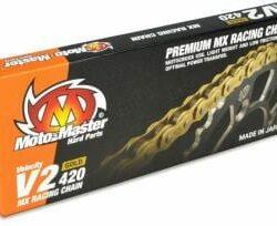 Moto Master 420 V2 Gold