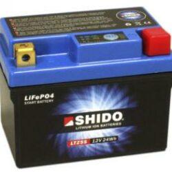 Shido LTZ5S – Lithium Ion