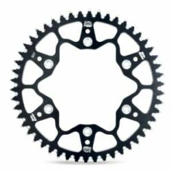 Moto Master Rear Sprocket Black Alu 520 TC/FC/TE/FE/FS/701 SM & Enduro '14-'21 – 6200722XX