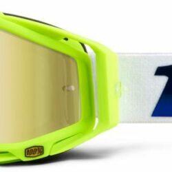 100%  Racecraft Goggle GP21 – Gold Lens