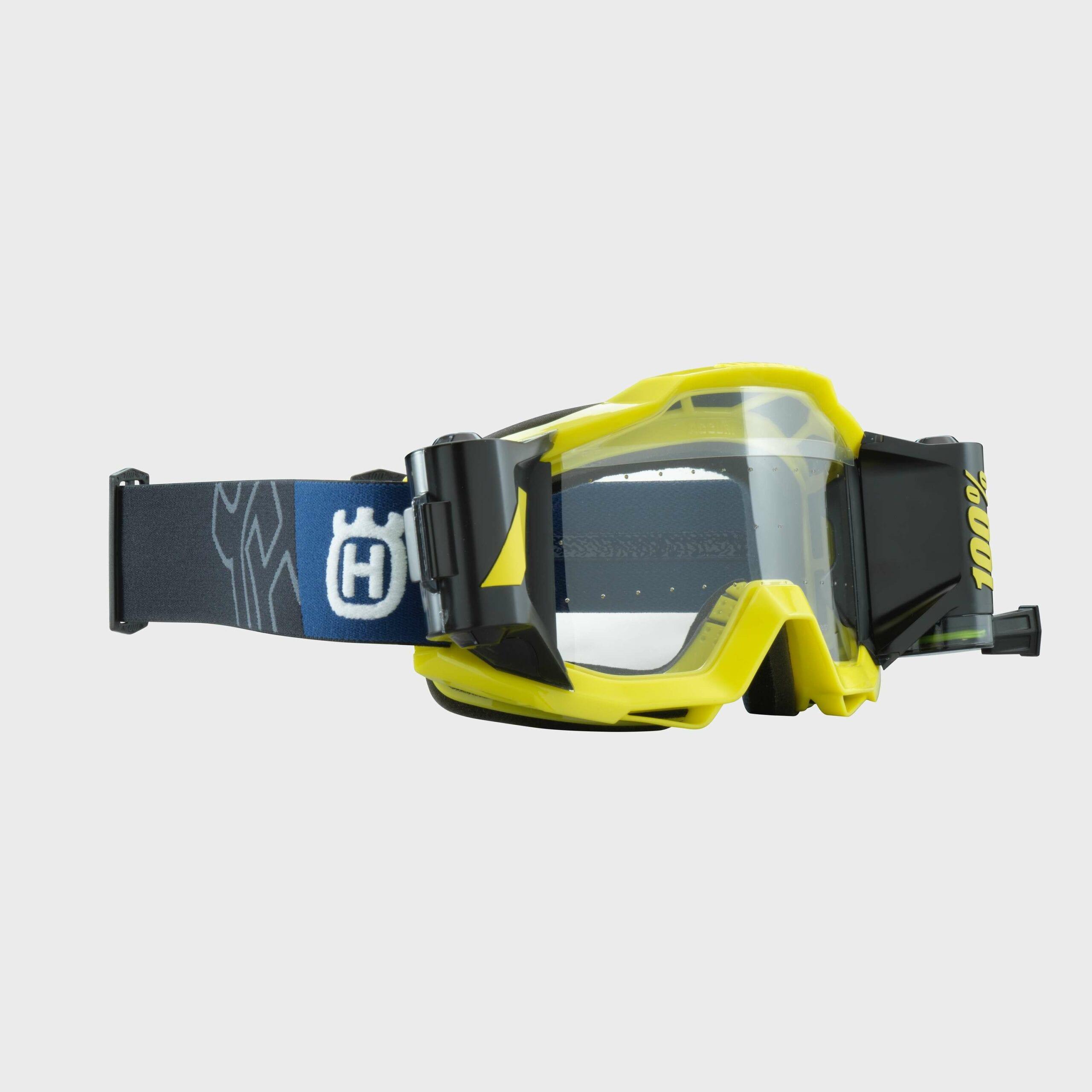 100% accuri mud goggles R4 moto's Husqvarnaos 3HS210032500