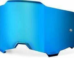 100% Armega Lens Blue Mirror