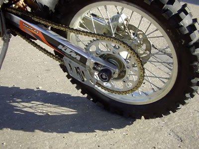 R&G fork protectors KTM EXC - SMR