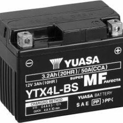 Yuasa YTX4L-BS