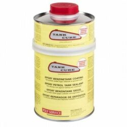 Tank Cure Epoxy Benzinetank Coating 300gram