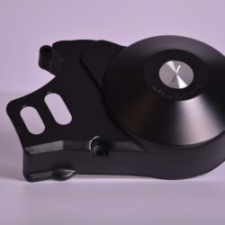 Magnesium Generator Cover Black Takegawa – 05-02-001B
