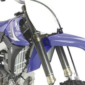 Z-carbon F-Fork wraps 45x220mm enduro