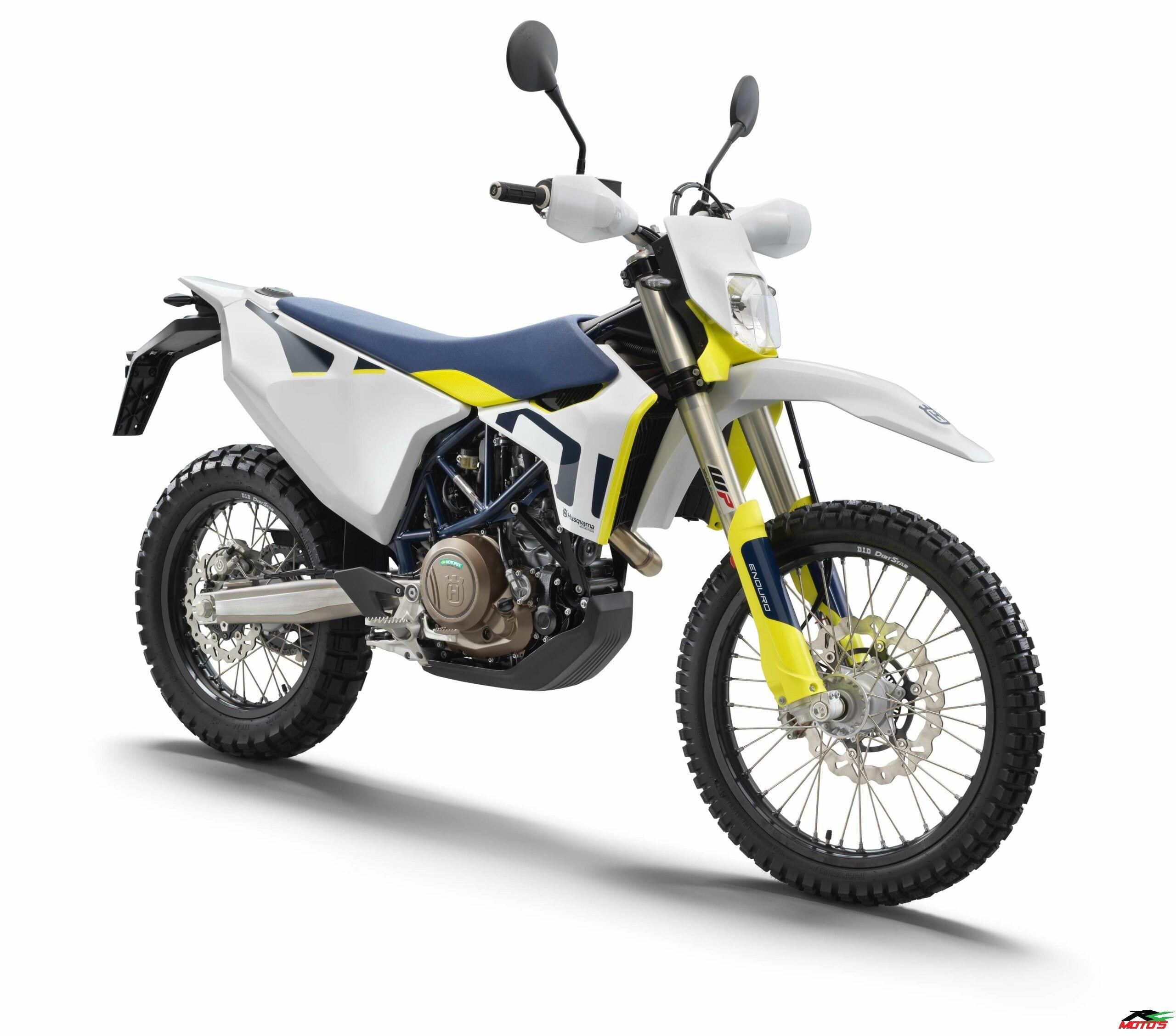 Husqvarna 701 Enduro 2021 - R4 Moto's