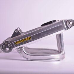 Swingarm Kepspeed + 4 Cm Reinforced Monkey/Gorilla
