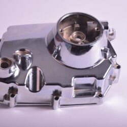 Chroom Outer Manual Clutch Cover
