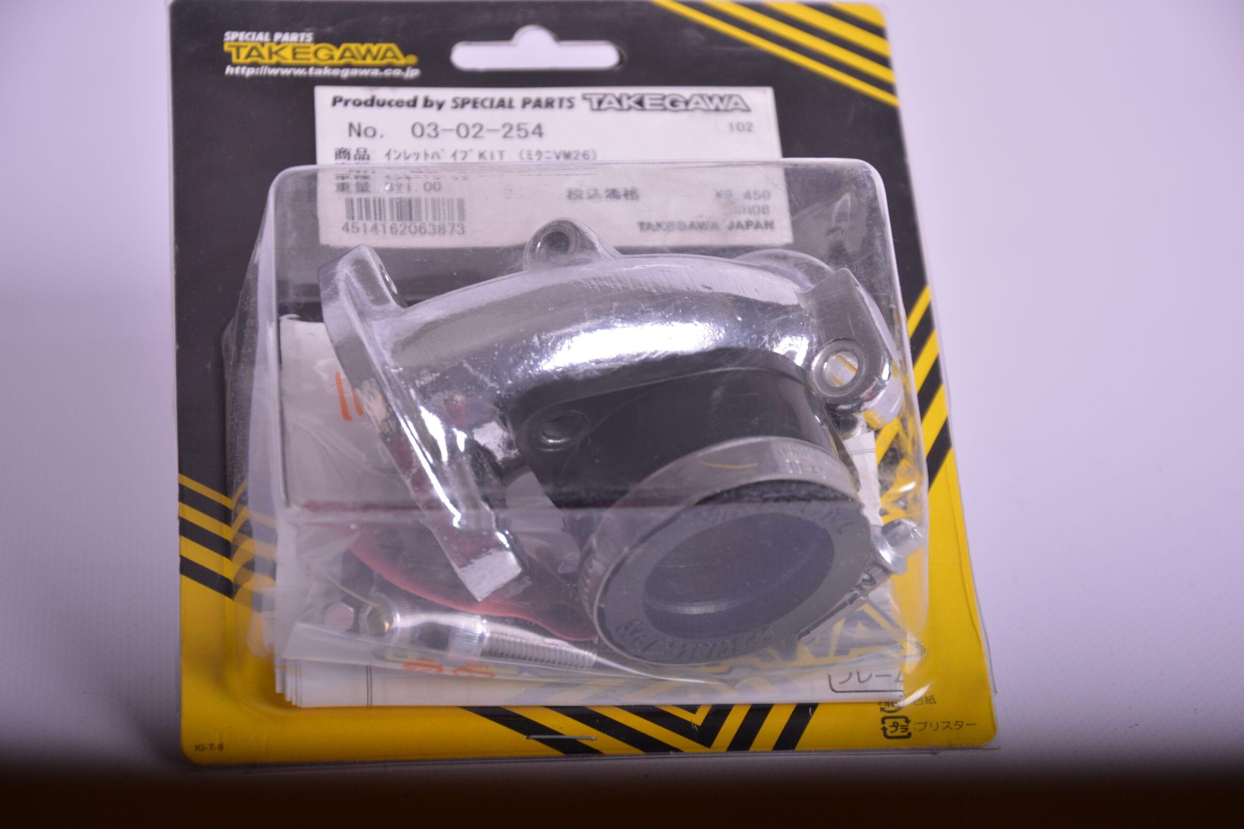 03-02-254 Takegawa manifold VM26 left