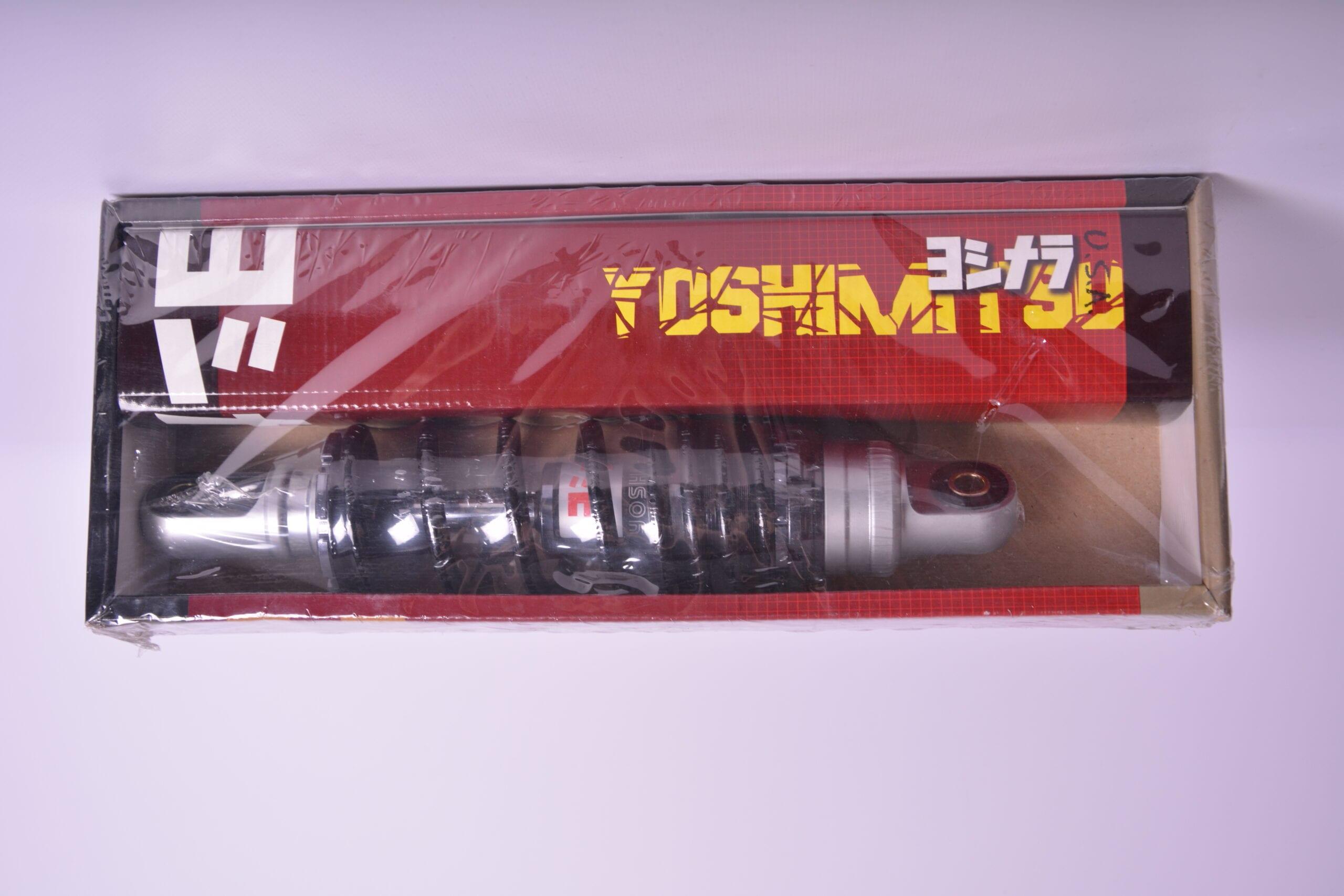 Yoshimitsu rear shock absorber (280mm/red)