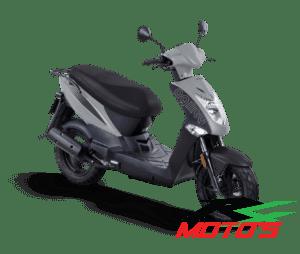 Kymco Agility 50cc - R4 moto's