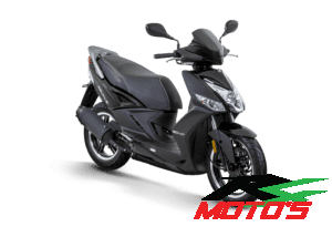 Kymco Agility 16+ - R4 moto's