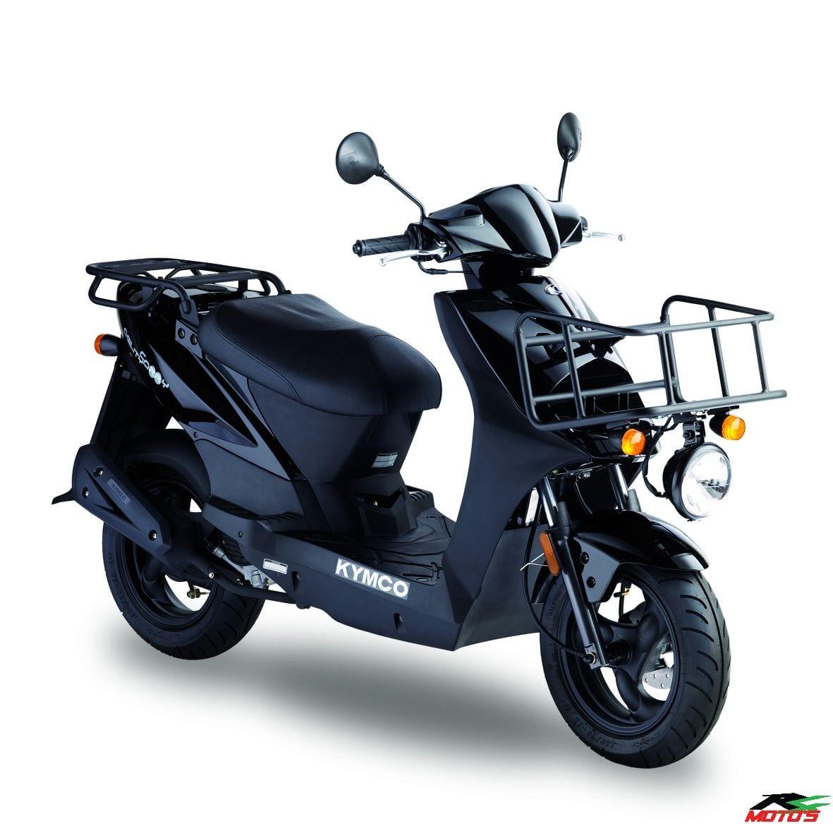 Kymco Agility Carry - R4 Moto's