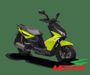 Kymco Super 8 R - R4 moto's