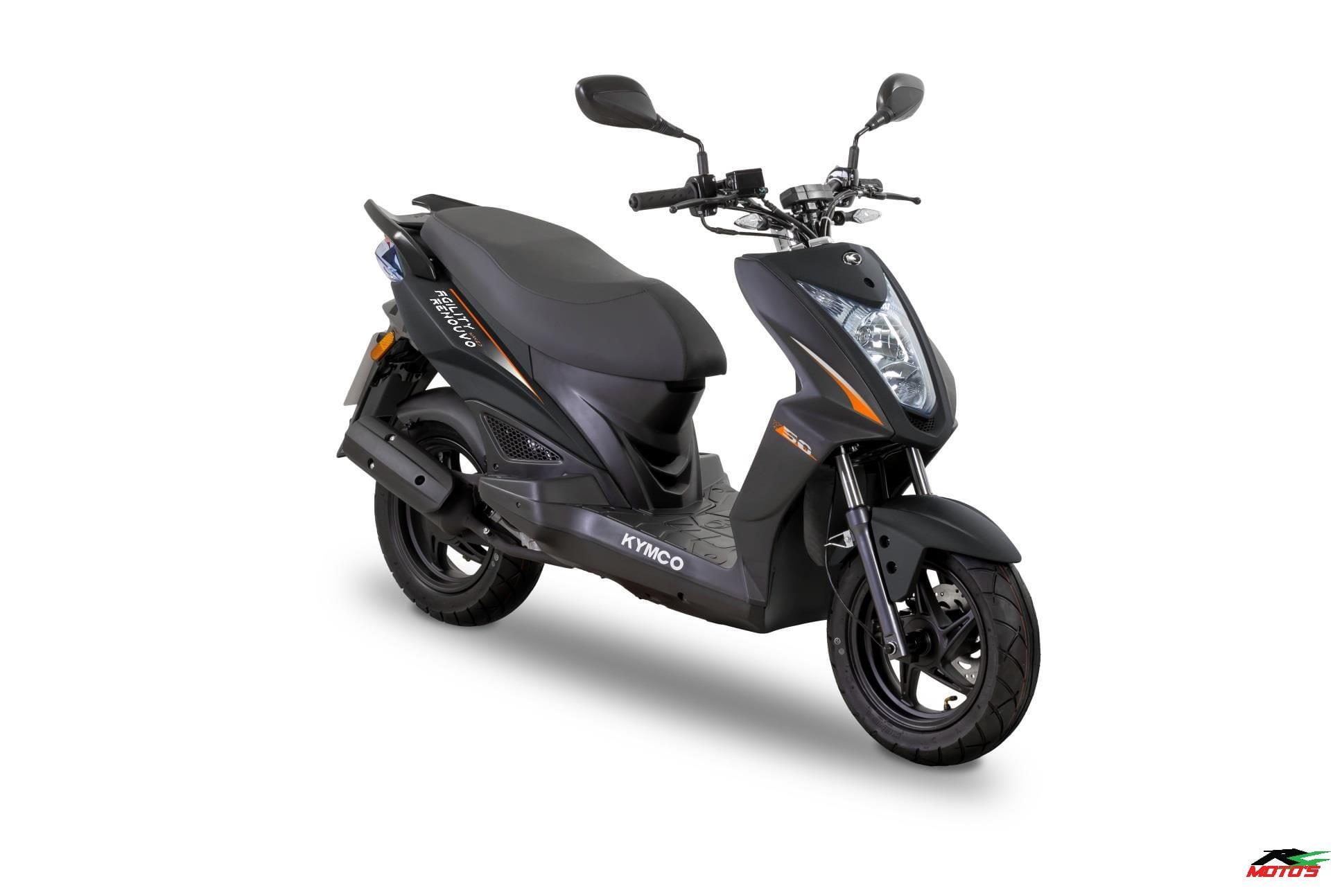 Kymco Renouvo - R4 Moto's