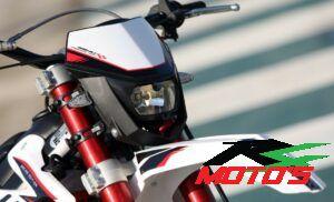Rieju MRT 50cc & 125cc - supermoto
