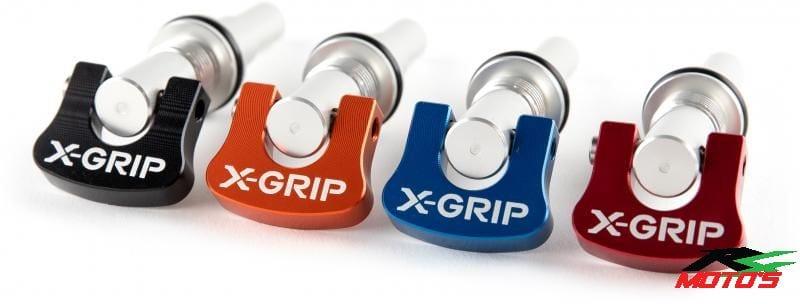 X-grip power valve adjuster