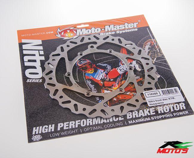 Moto Maste Nitro front disc 110359