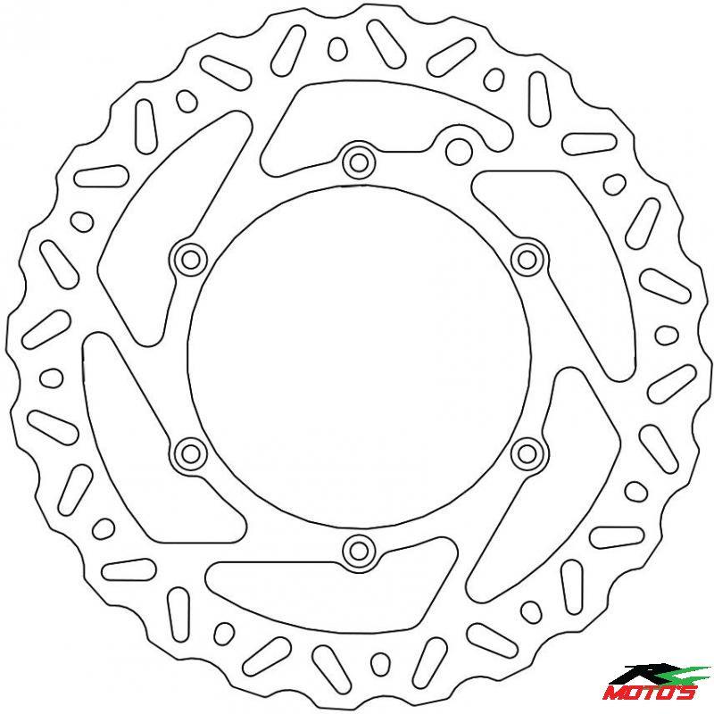 Nitro front disc Moto Master 110359