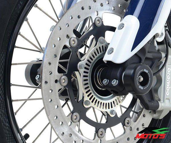 R&G FP0187BK fork protectors 701SM