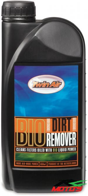 Twin air bio dirt remover