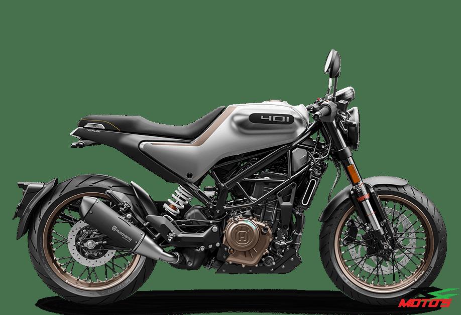 Husqvarna Vitpilen 401 - R4 Moto's